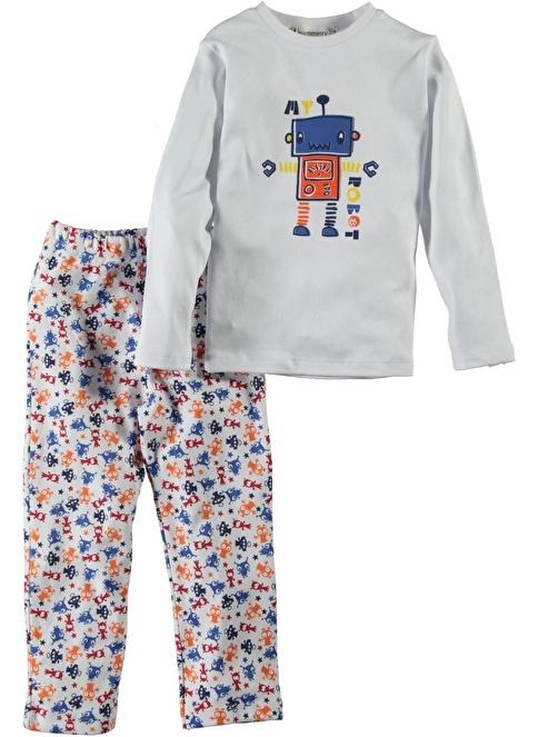Morhipo Kids Pijama Takım Ekru